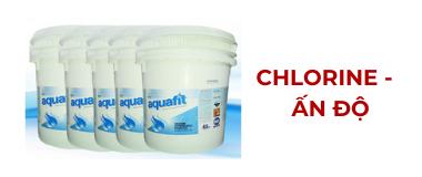 Hoá Chất Chlorine 70& Ấn Độ