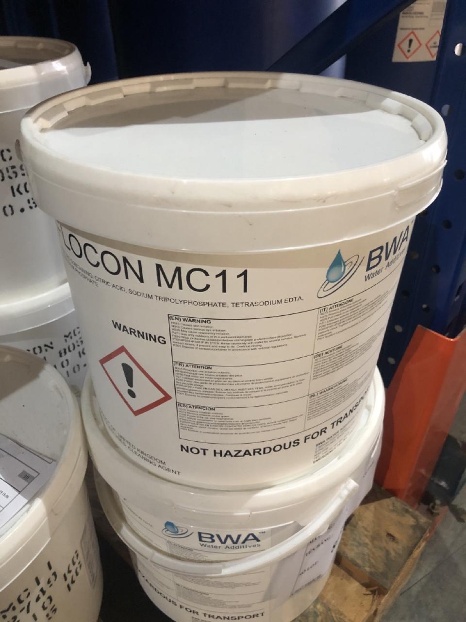 Hoá chất tẩy màng RO Flocon M11