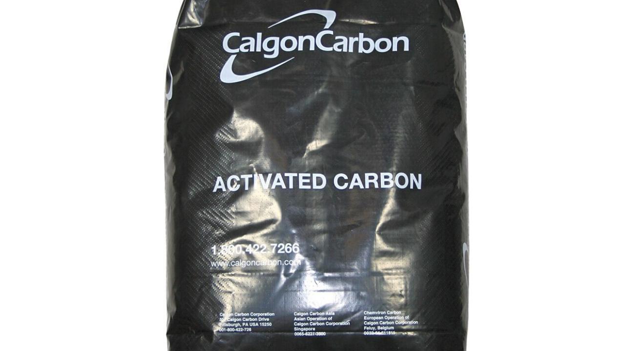 Than Hoat Tinh Calgon Carbon