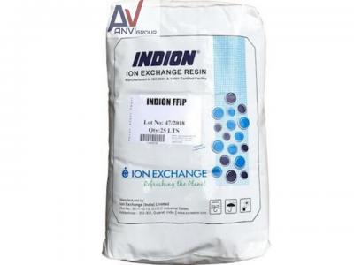 Hạt nhựa trao đổi ion Anion Indion FFIP