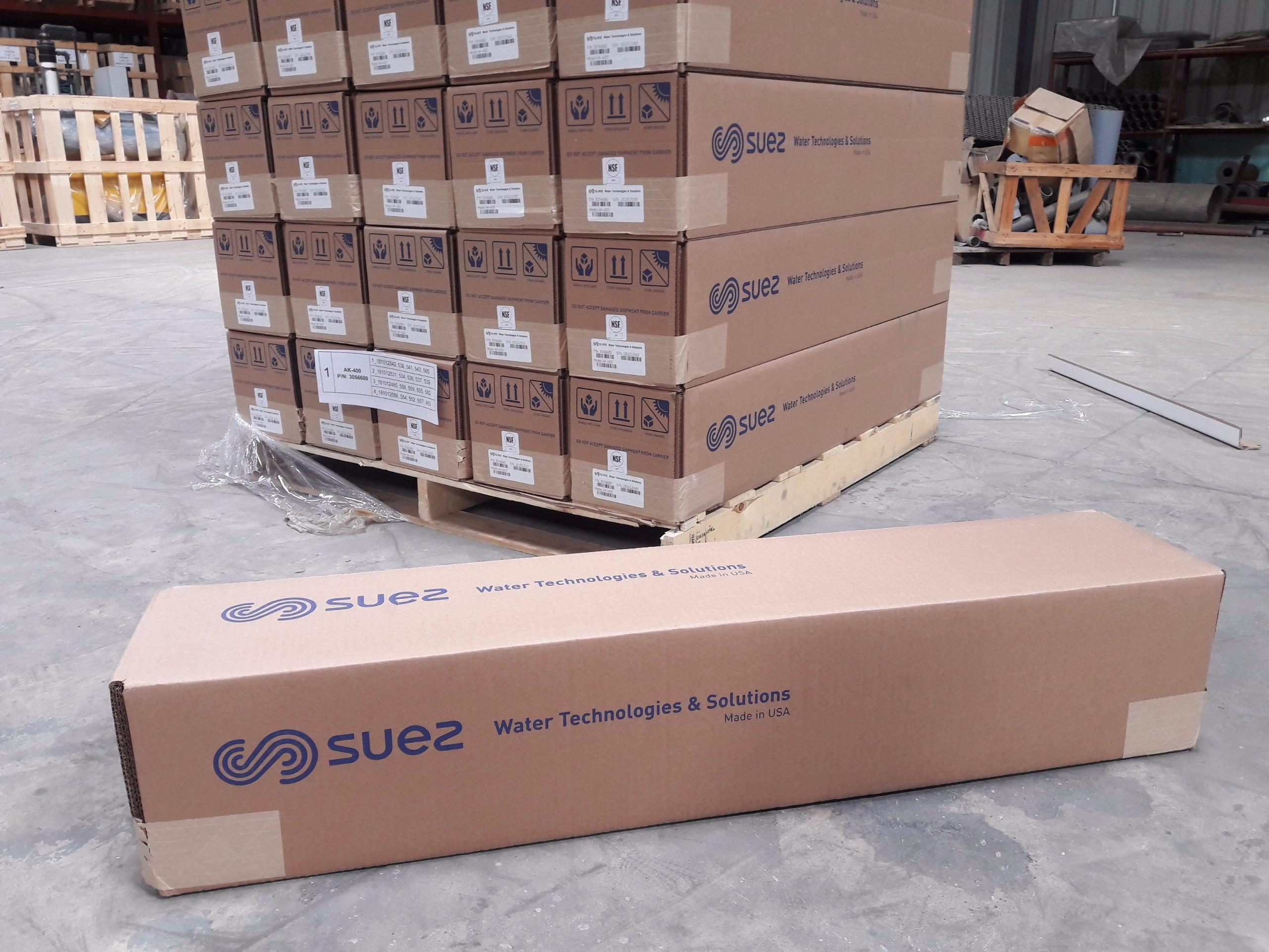 Màng lọc nước RO Suez