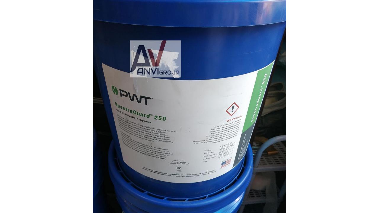Hóa chất chống cáu cặn SpectraGuard 250