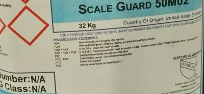 Scale Guard 50M02