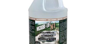 Men vi sinh xử lý Nitơ, Amonia Microbe-lift N1