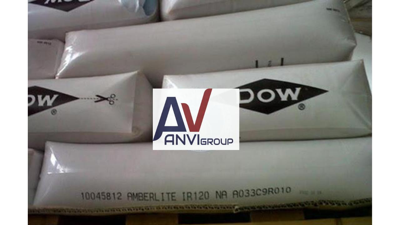 Hạt nhựa tra đổi ion Amberlite Dupont