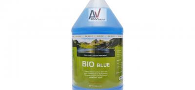 Vi sinh Bio Blue xử lý ao hồ ô nhiễm