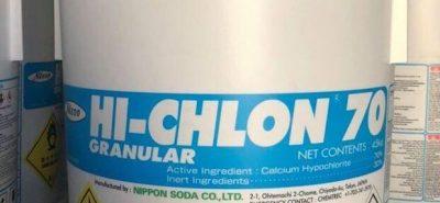 Chlorine Nippon Nhật Bản