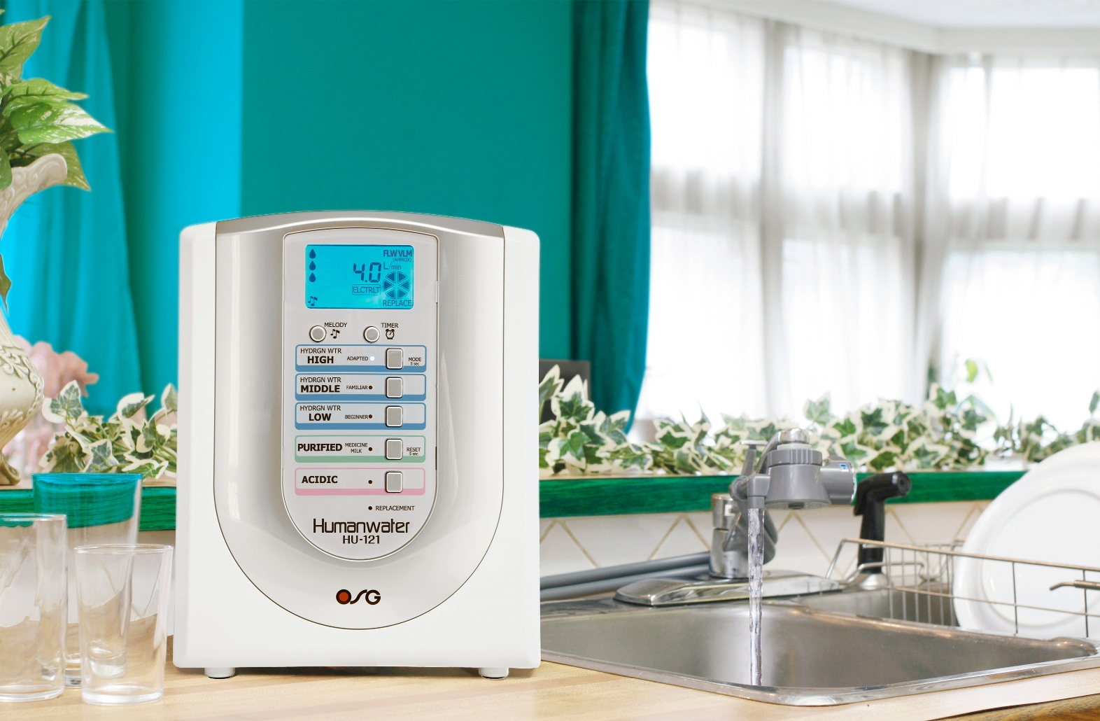 máy lọc nước OSG