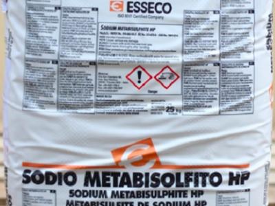 Hoá Chất Sodium Metabisulfite